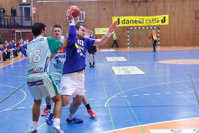 2007-12-01 Handball Dudelange-Berchem - 010
