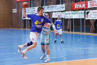2007-12-01 Handball Dudelange-Berchem - 015