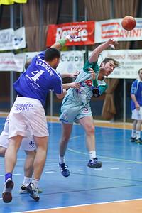 2007-12-01 Handball Dudelange-Berchem - 005