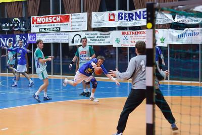 2007-12-01 Handball Dudelange-Berchem - 011