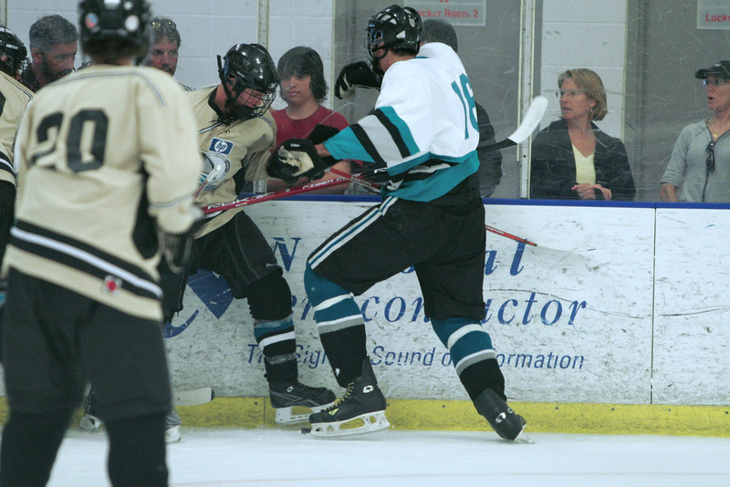 Charity Exhibition Game