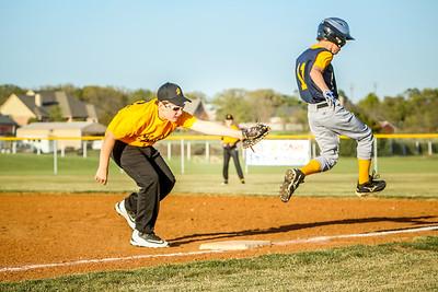 2015-2016 HTCS - Baseball vs St Joseph