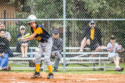 2015-2016 HTCS - Baseball vs OLV