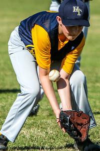 2015-2016 HTCS - Baseball vs St Rita