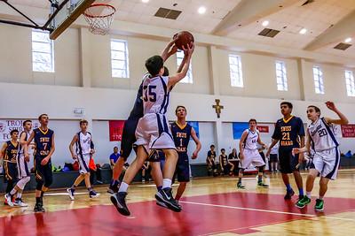 2015-2016 HTCS - SMG 8th Grade Tournament - Gold vs SEAS Gold