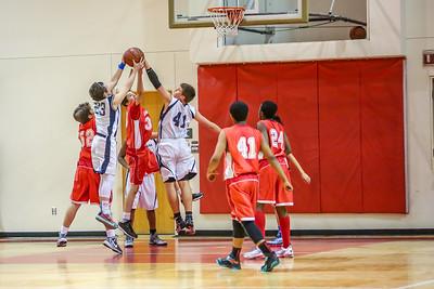 2015-2016 HTCS - SMG 8th Grade Tournament - Blue vs SMG Red