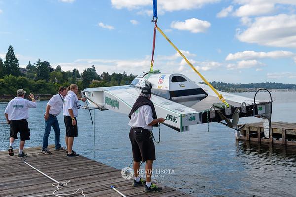Hydroplane pits - Seafair 2016
