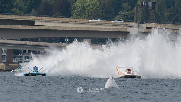 H1 Unlimited Hydroplane Races - Seafair 2016