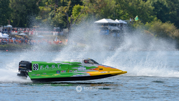 F1 Powerboats - Seafair 2016