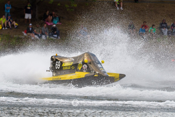 F1 Powerboats - Seafair 2016