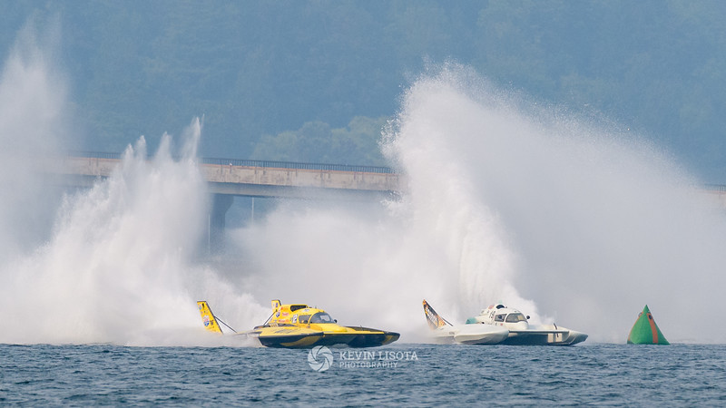 Grand Prix West Hydroplanes - Seafair 2017