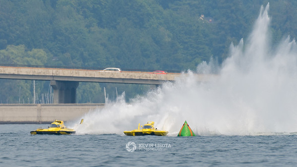 Grand Prix West Hydroplanes - Seafair 2017