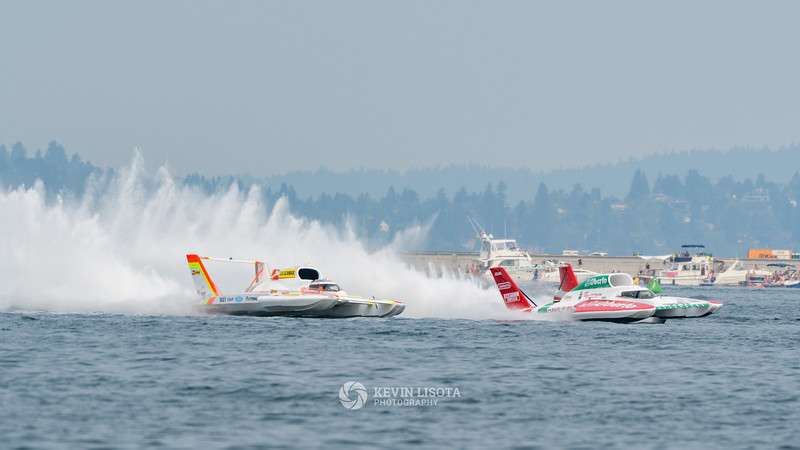 H1 Unlimited Hydroplane Races - Seafair 2017