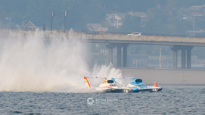 H1 Unlimited Hydroplane Final - Seafair 2017