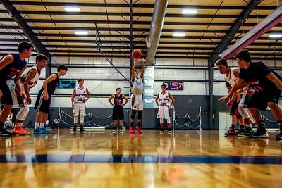2015 Grind Never Stops Shootout - Game 2 - TJUnited vs Ball Up