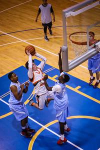 2015 Thanksgiving Shootout - High School vs TX Allegiance - Advantage Sports Complex