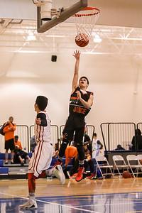 2016 Winter Jam - Hype Sports - 8th Grade Boys vs Texas Heat