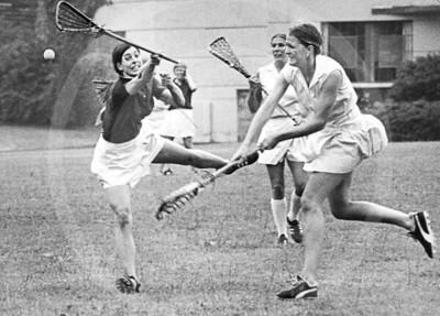 USWLA 1976, Swarthmore College,Bunny Watts,Carla, Cheryl Holland