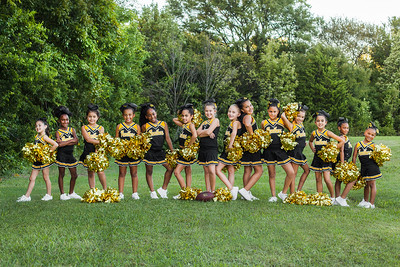 Lady Panthers Team Standing (02)