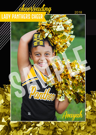 Lady Panthers Cheerleading Individual Samples_5x7