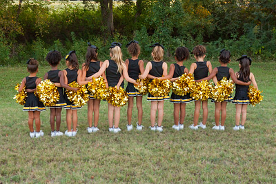 Lady Panther Cheer Team-14