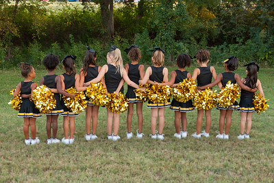 Lady Panther Cheer Team-12