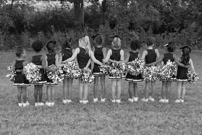 Lady Panther Cheer Team-11