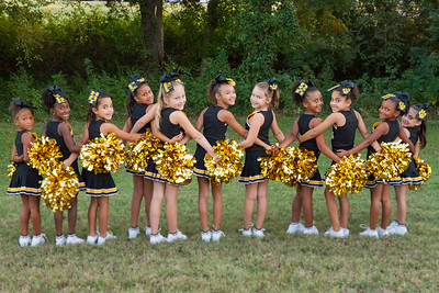 Lady Panther Cheer Team-16