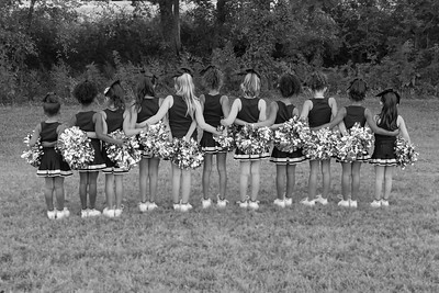 Lady Panther Cheer Team-13
