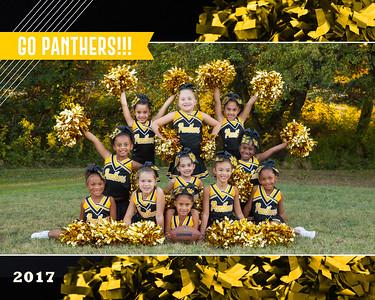 Pathers Cheerleading Team 2_8x10