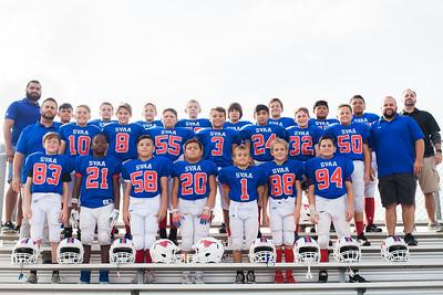 Mustangs Team Standing