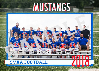 Mustangs Team Template