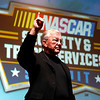 CONCORD, NC - JANUARY 14:  NASCAR executives awards presentations and keynote speakers Joe Gibbs and Craig Fugate at the Embassy Suites on January 14, 2010 in Concord, North Carolina.  (Photo by Streeter Lecka/Getty Images for NASCAR)