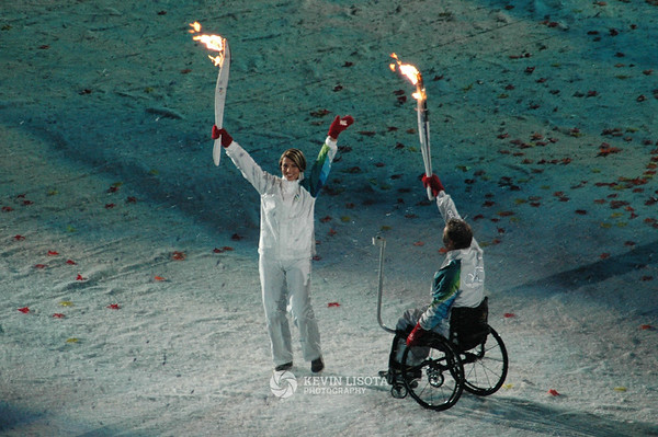 Vancouver Winter Olympics Opening Ceremony
