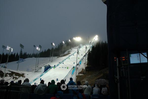 Winter Olympics - Women's Freestyle Moguls
