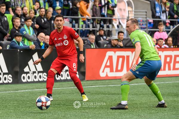 MLS Cup 2019 - Sounders FC vs Toronto FC