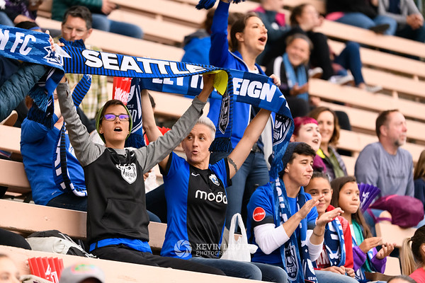 Seattle Reign FC vs Portland Thorns FC - June 30, 2018