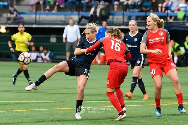 Seattle Reign FC vs Portland Thorns FC - June 30, 2018