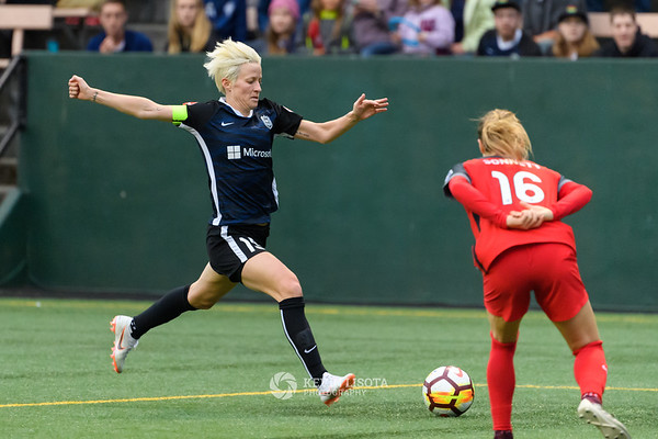 Seattle Reign vs Portland Thorns - June 30, 2018