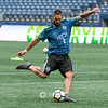 Clint Dempsey - Sounders Media Day 2018