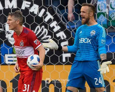 Sounders FC vs Chicago Fire - June 23, 2018