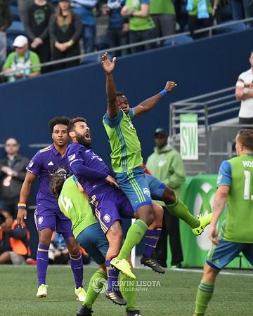 Seattle Sounders vs Orlando City FC - June 21, 2017
