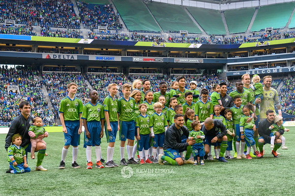 Seattle Sounders FC vs San Jose Earthquakes - Oct 28, 2018