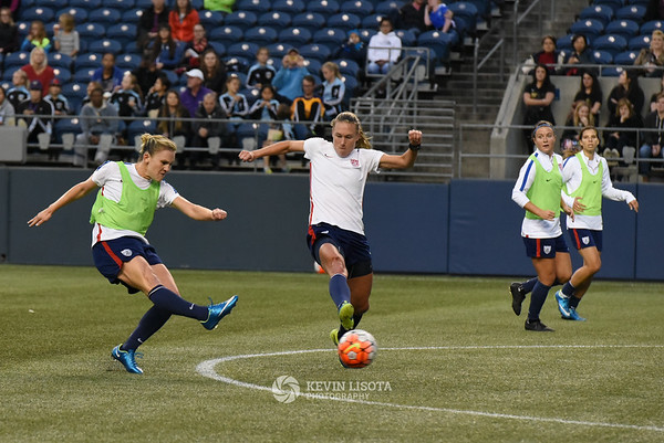 US Women's National Team Training Session - Oct 2015