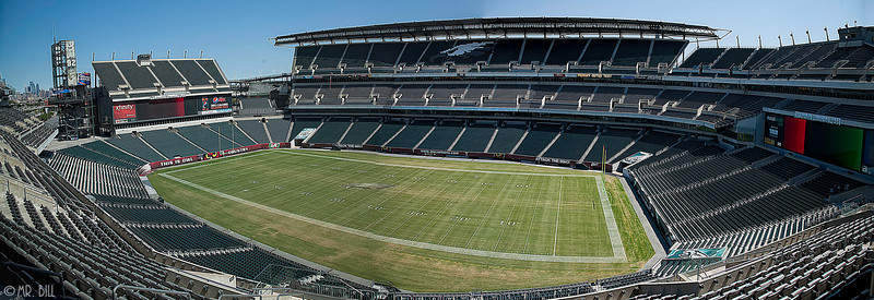 Lincoln Financial Field, Home of the Philadelphia Eagles