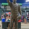 Statue of Nolan Ryan @ Rangers Ballpark