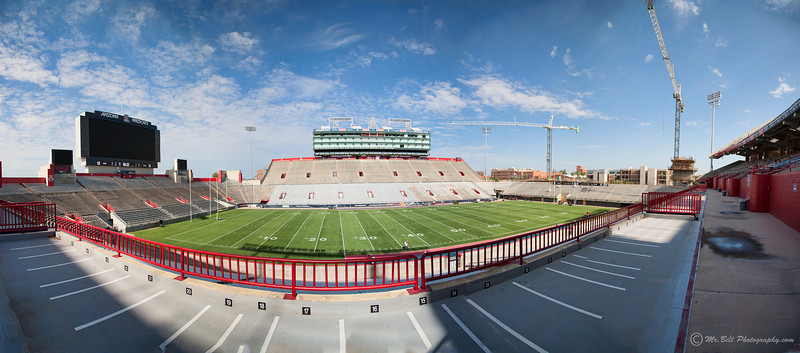 Arizona Wildcats football stadium in Tucson, AZ