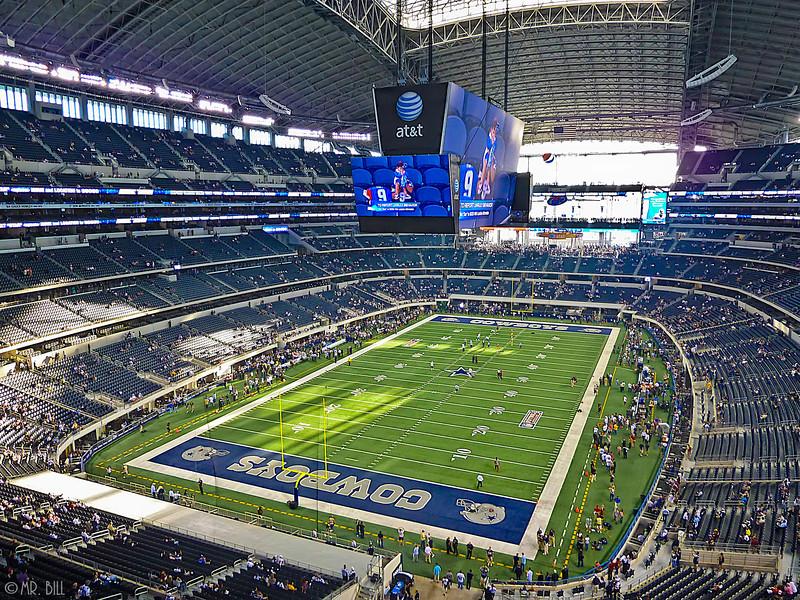 Redskins vs Cowboys @ Cowboys Stadium in Dallas, TX