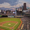 Target Field home of the Minnesota Twins baseball club