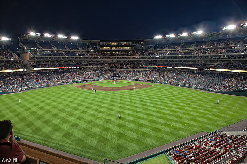 National Park home of the Washington Nationals baseball team